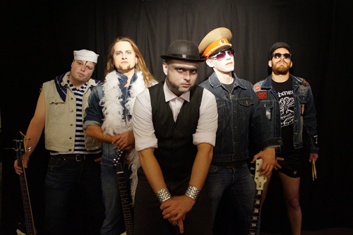 Sa., 23.11. Tribute to Turbonegro & The Ramones: Assrockets & The Mones